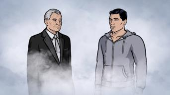 Archer: Season 4: Once Bitten
