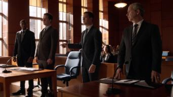 Suits: Season 7: Tiny Violin