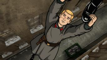 Archer: Season 2: Double Trouble