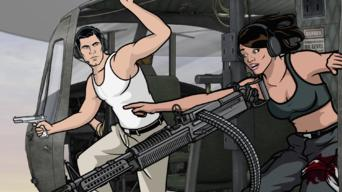 Archer: Season 3: Heart of Archness, Part 3