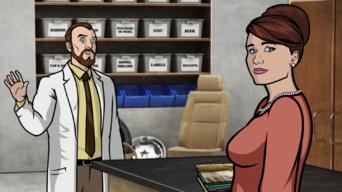 Archer: Season 1: Dial M for Mother