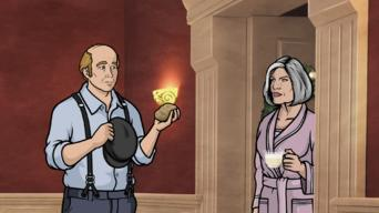 Archer: Season 3: Lo Scandalo