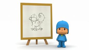 Pocoyo: Season 3: Going To The Beach / Big and Small / Face Painting / Pocoyo's Supermarket