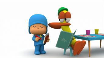 Pocoyo: Season 3: Cooking with Elly / Elly's Market / Pato's Bedtime /  A Hole in One